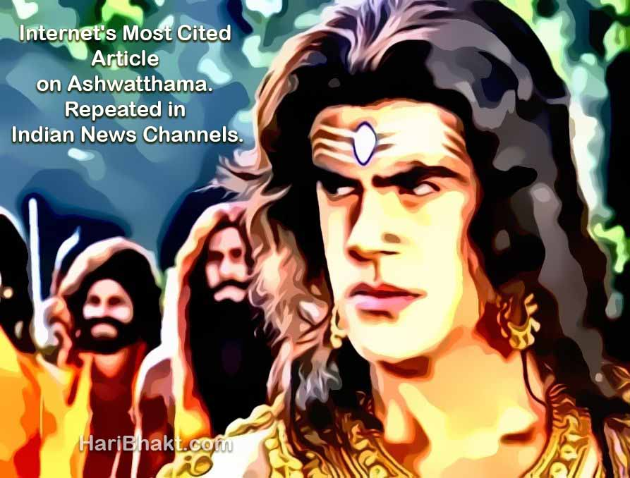 Aswathama Exists – Ashwathama Seen By People – Ashwathama Is