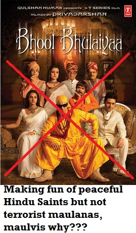 bollywood dominated by muslims is anti-Hindu