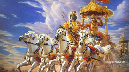 Raas Leela Fact: Krishna was Chariot rider or Saarthi for Arjun in Mahabharat