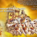 Bhagavad Gita  (Full Geeta Recited in English Video/Audio)