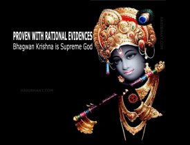 Proven with list of Evidences that Bhagwan Krishna is Supreme God