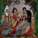 ashwathama seen alive roaming in india