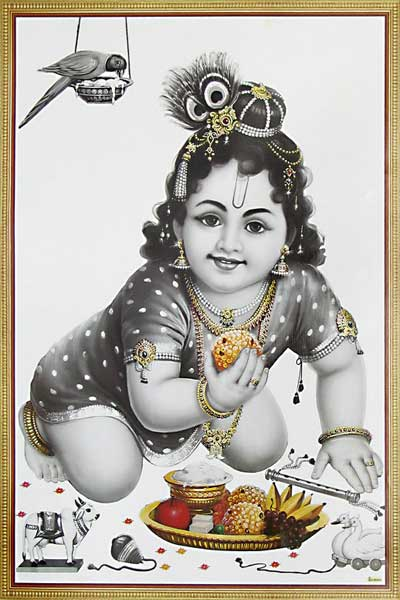 lord-krishna-eating-laddu