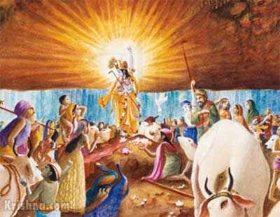 HariBhakts Who Got Darshan of Lord Krishna – HariBhakt