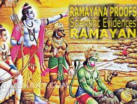 Ramayana proofs evidences: scientific, archaeological, monuments in India Sri Lanka
