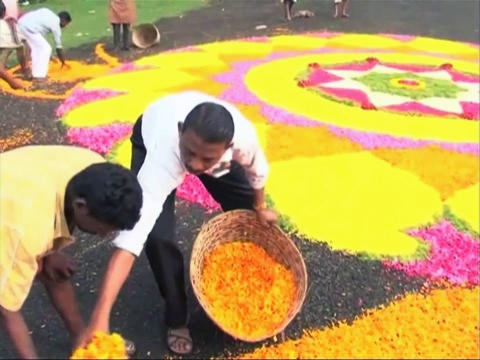 Diwali festival Deepawali tradition : Harvest, Prosperity and New Beginning festival