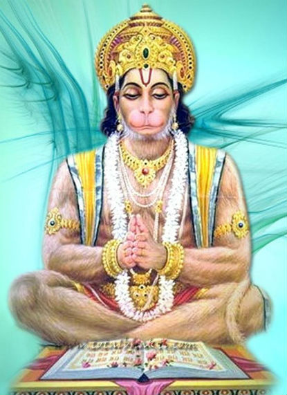 Powerful Hanuman Chalisa to Revoke Evil Spirits, Testified