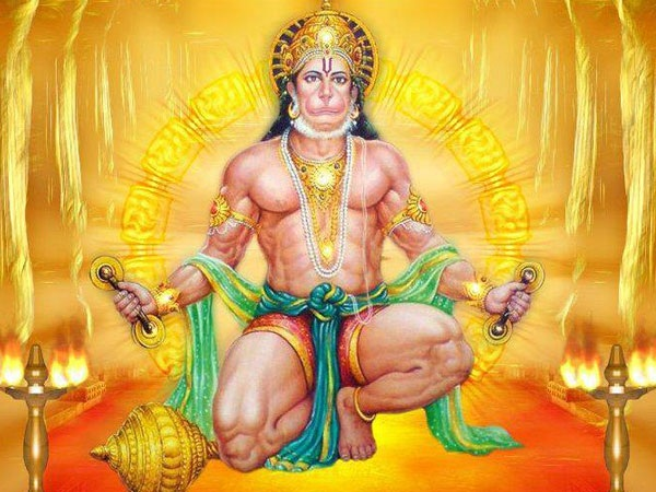 Hanuman Ji is Alive and Rescues Whoever Takes His name, provided he or she completely believes in him and think of him as a Ram Bhakt Hanuman