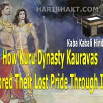 Kaaba Temple: How Kuru Dynasty Kauravas Restored Their Lost Pride Through Islam