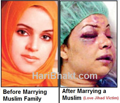 Save Hindu Sisters from Love Jihad, Get Aggressive and Kill Love Jihadis