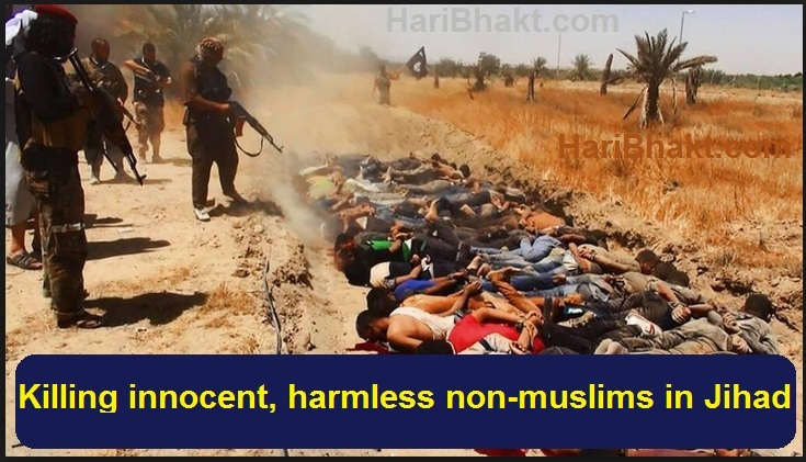Hindus kill neighbourhood terrorists, never trust muslims : United Aggressive Hindus Means Hindu Rashtra