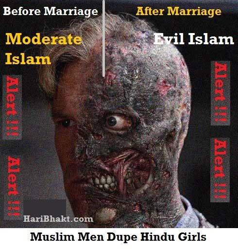 love jihad is evil