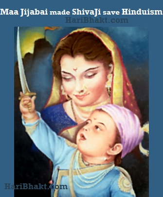 greatest mother Jijabai - Hinduism Saviour