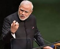 new global leader narendra modi