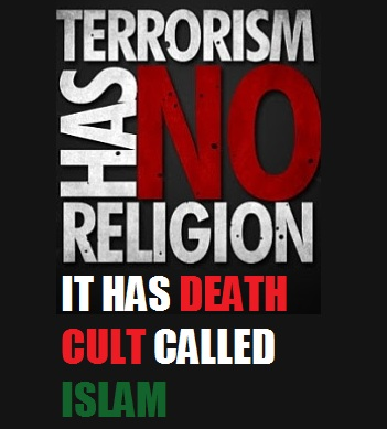 islam is terrorism rape and slavery