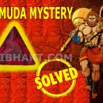 REVEALED! Bermuda Triangle SECRET, Hanuman Created Bermuda Triangle