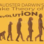 darwin's theory of evolution is fake with wrong conceptions and lies