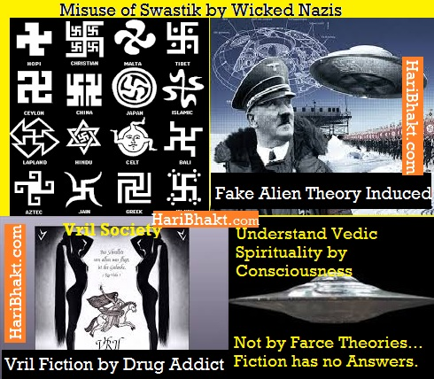 The Answers to Ancient Science and Species Creation Lies on Truth Vedic Texts and Not Fake Alien Theories