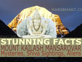 Mount Kailash Parbat Parvat Mysteries Facts Shiva Aliens Sightings (कैलाश पर्वत)