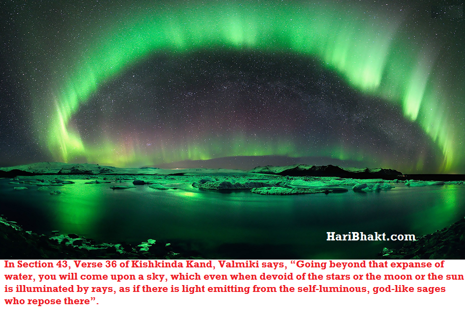 Mount Kailash Mysteries: Natural Proof of Ramayan Aurora Borealis
