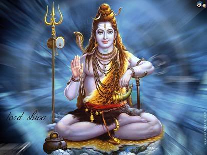 In Samudra manthan or Churning of the Ocean of Milk Bhagwan Shiv saved all from halahal poison