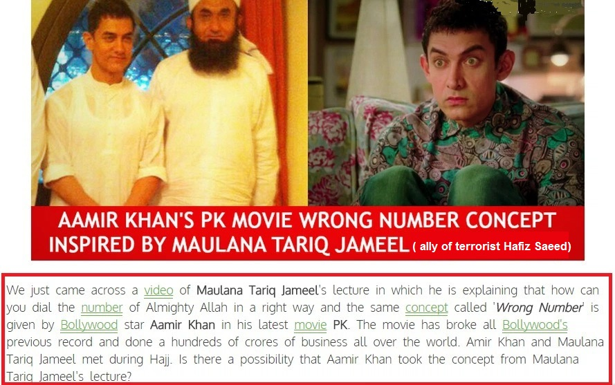 Boycott Bollywood Hindi Movie : anti-national anti-Hindu muslim actors of India - aamir khan