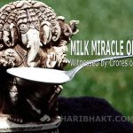 milk miracle of 1995: Hindus saw divine acts of Bhagwan and his deities