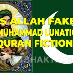 Questions exposed Islam showing Allah is fake and terrorist muhammad was lunatic