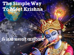 'Om Namo Bhagavate Vasudevaya' The Mahamantra to Meet Bhagwan Krishna : Time Tested Mahamantra, Proven By History and Bhakts