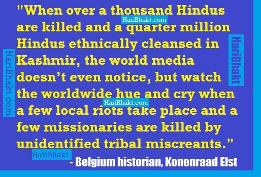 Truth about christian missionaries riots, Hindu massacres and world media