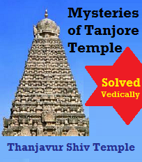 solved mysteries of Thanjavur paintings - Tanjore Temple