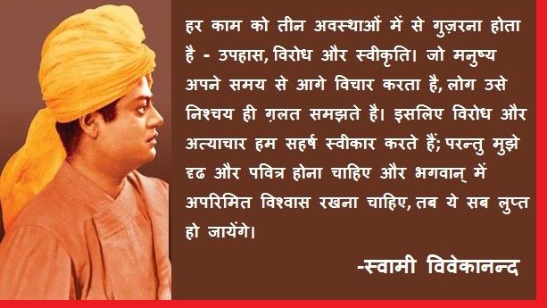 Swami Vivekanand Quotes on Vedic Wisdom