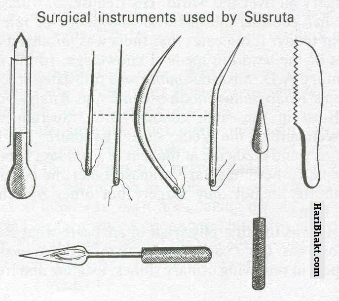 Sushruta Samhita Father, Inventor of Surgery : Sushruta Samhita Medical Field - Surgical Devices