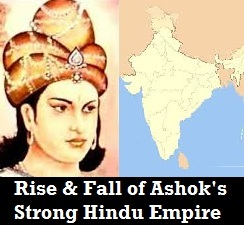 Samrat Ashok Hindu King The Unification of Bharat now India