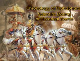 mahabharat proved with dates of history and astronomical evidences