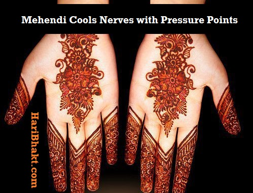 Mehendi has medicinal benefits as an cooling agent for skin problems and cure for hair-ailments, nails health and liver disorder.