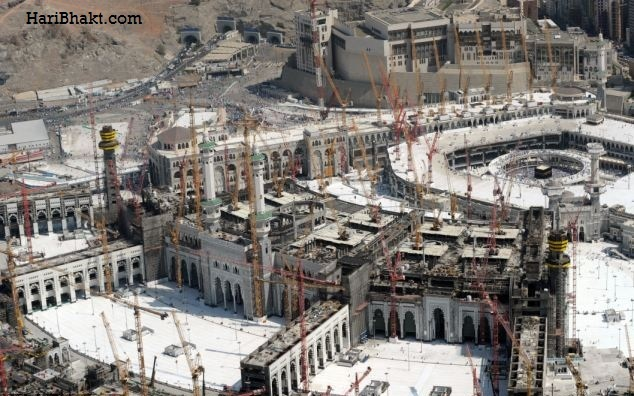 Destruction of mohammed's relatives structures, islamic sites, tombs, historical places in saudi arabia