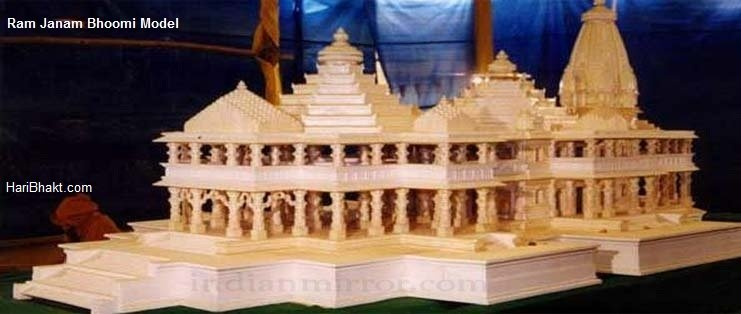 Elegant and wonderful Model of Shree Krishna Janam Bhoomi is Awaited by Hindus