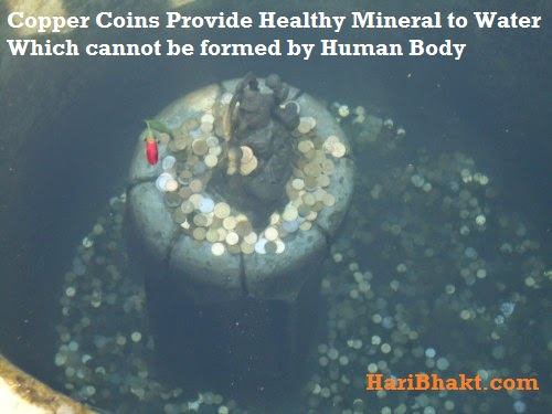 Copper is an essential trace mineral that cannot be formed by the human body.