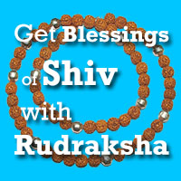 Rudraksha are Blessings of Bhagwan Shiv