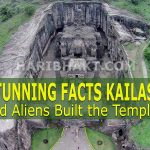 Stunning Facts of Kailasha Temple of Ellora (Kailasa Temple)