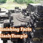 Stunning Facts - Know Amazing Spiritual Science of Kailash Temple of Ellora, Maharashtra