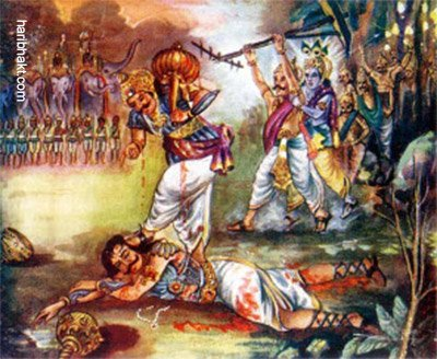 Mahabharata unknown facts: Bheem Killing Duryodhana Mahabharat war