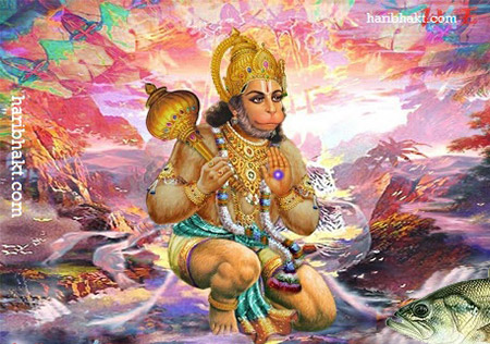Birth of Makardhwaj Happened Due To perspiration of Hanuman Ji