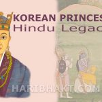 Korean Royals are Lineage of Ayodhya Hindu Ancestry. Ram Janmabhoomi Residents of Suriratna.