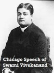 The Inspirational 1893 Chicago Speech of Swami Vivekanand