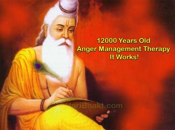 Vedic Mantras Yoga Exercises Anger Management Therapy
