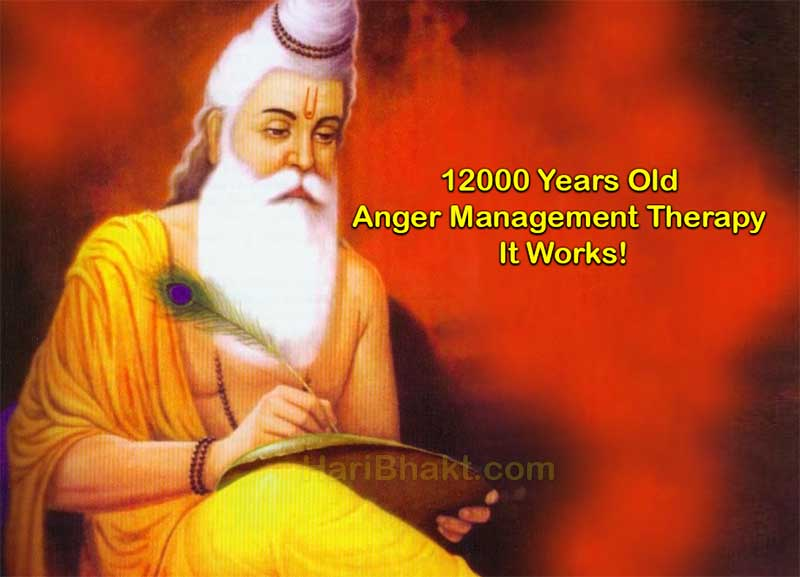 Control Your Anger: Anger Management with Vedic Mantras – HariBhakt