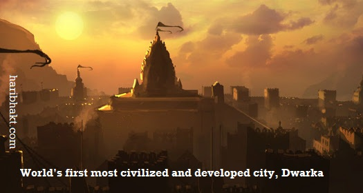 Worlds Oldest and First Dwarka City of Bharat