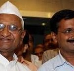 Anti-National Pakistani Kejriwal and Anna Hazare Breaking India and Hindu Grip